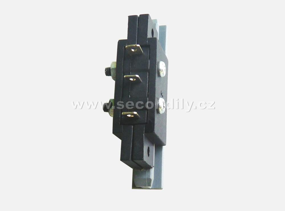 Secoh EL-II bezpečnostní vypínač (EL-80-17, 120, 150, 150W, 250W)